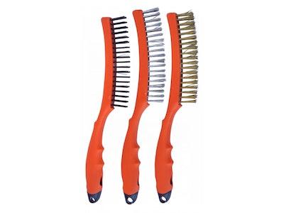 Wire Brush Set 3 Piece 355mm SP30893