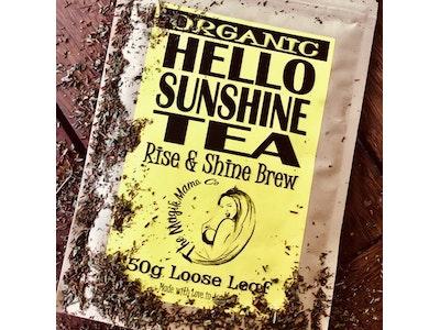 The Magik Mama Co Hello Sunshine Tea   Rise & Shine Brew