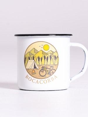 Rocacorba Clothing Girona Bikepacking Mug