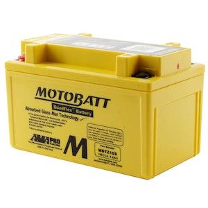 MBTZ10S MotoBatt Quadflex 12V Battery