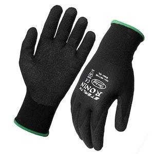 Melomotive Stealth Gloves Black size 9 Large