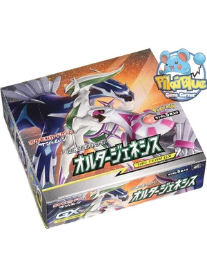 Alter Genesis - Sealed Booster Box - Japanese [Pokemon] SM12