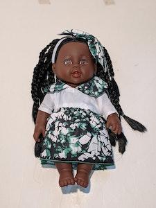 Designed by Florence Ifeyinwa Tokunbo Doll