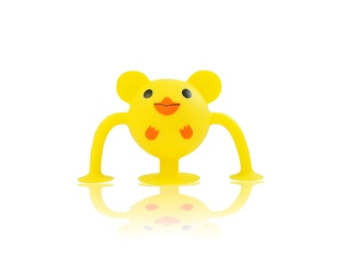 Silicone Suction Baby Bath Toys 1pk - Billie Bird - Zoo Collection
