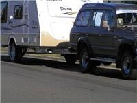 GoSee Retro Toyota and Jayco Outback Destiny