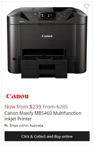 Canon Office Maxify MB5460 Printer