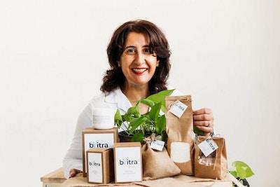 Lila Bate, bVitra