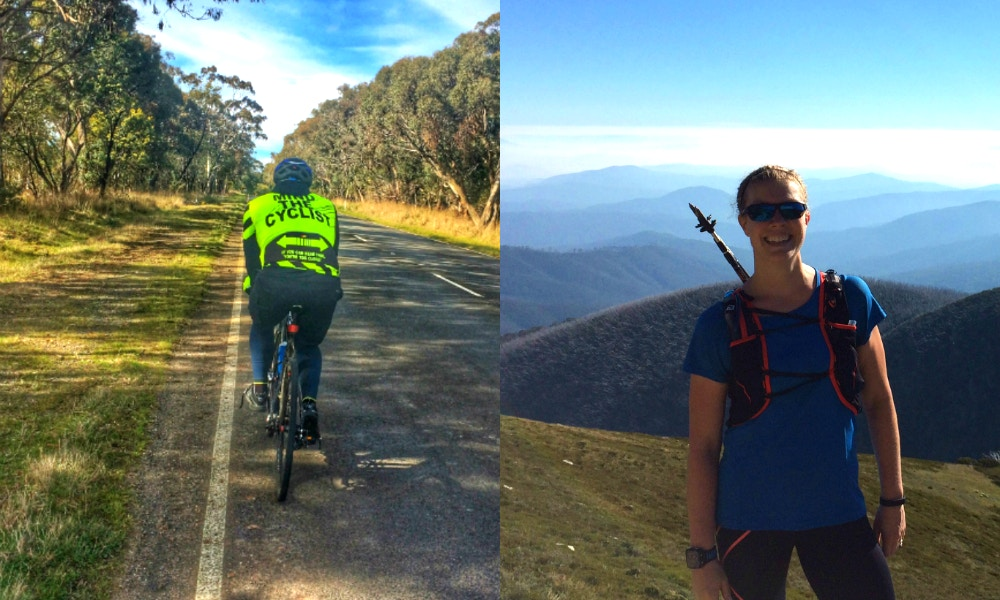 Vertical K 2015 - Rider Versus Runner