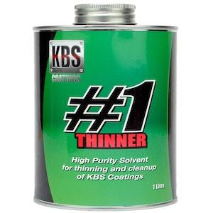 KBS #1 Thinner - 1 Litre