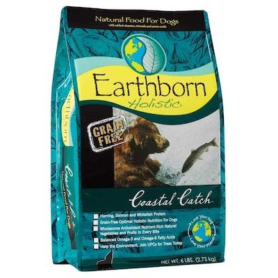 Earthborn Holistic Coastal Catch Grain Free Fish Dry Dog Food 2.5kg