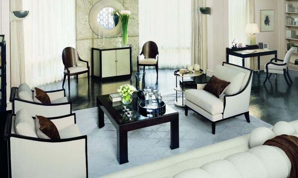 How do you identify Art Deco furniture?