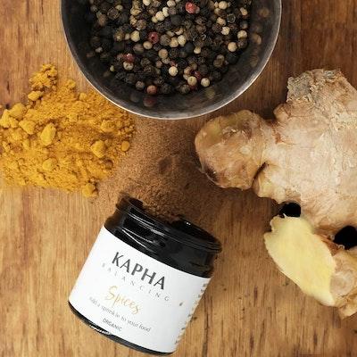 AyurvedaSOL Kapha Energizing Spices
