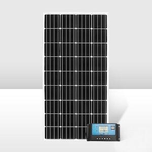 12V 200W Solar Panel Kit