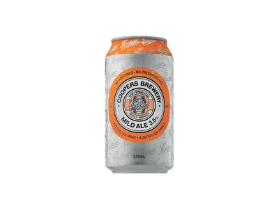 Coopers Mild Ale Can 375mL
