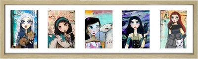 Set of 5 randomly selected Post Cards