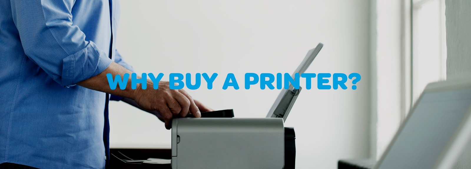 Why buy a printer - Cartridge World Program