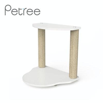 Petree Auto Cat Litter Box Movable Base - Double Layers