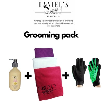 Grooming Bundle | Daniel's Pet Emporium