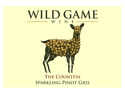 The Countess 2019 Sparkling Pinot Gris - 6 bottles