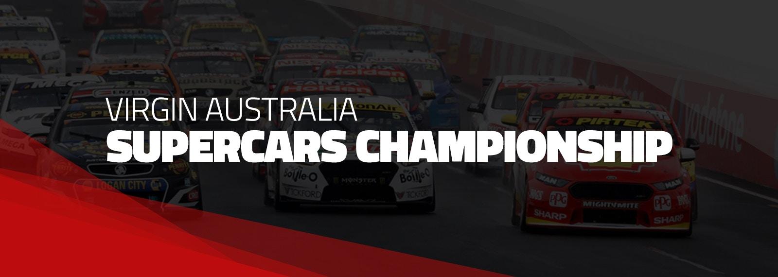 2018 Virgin Supercars Championship on youtube basketball, youtube football, youtube trophy,