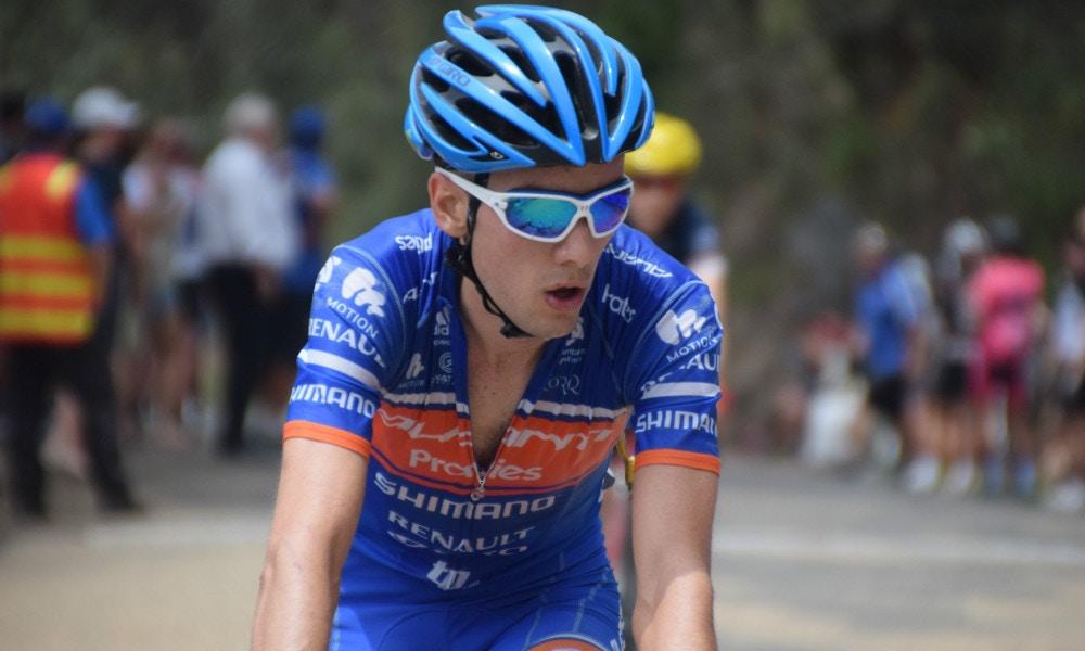 Matt Clark's Race Report from the Tour of Bright
