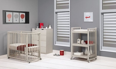 The Nordica Nursery Range from Bebe Care