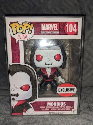 MCC Marvel Collector Corps Exclusive Mobius Pop