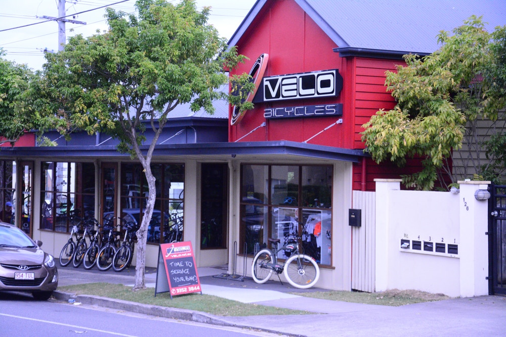 Australia's Hottest Bike Shops - Velo Bicycles