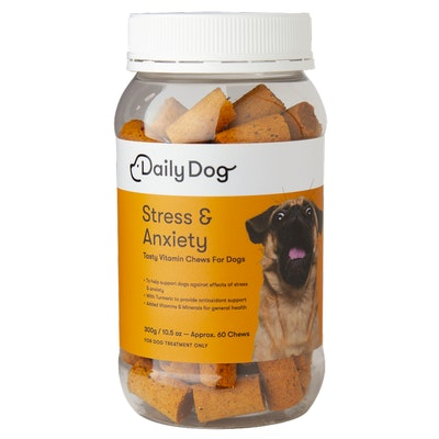 Daily Dog Stress & Anxiety
