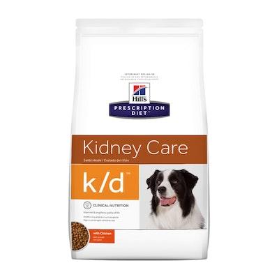 Hill's VET Hill's Prescription Diet K/D Kidney Care Dry Dog Food