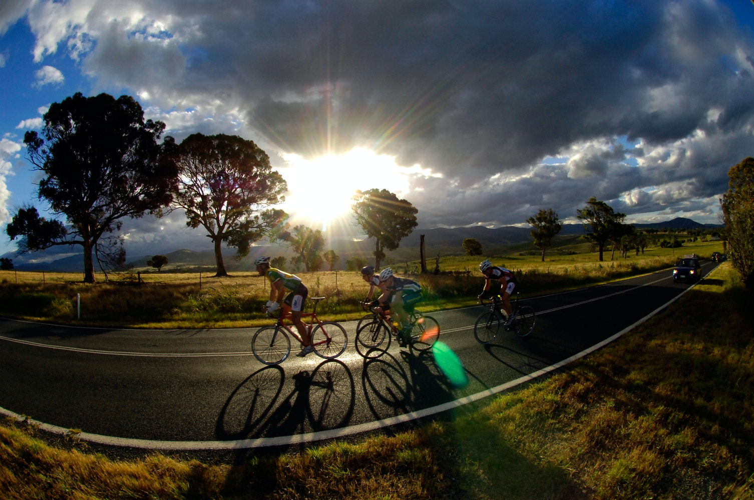 Rocky Road Riding