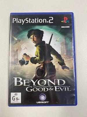 Beyond Good & Evil PS2