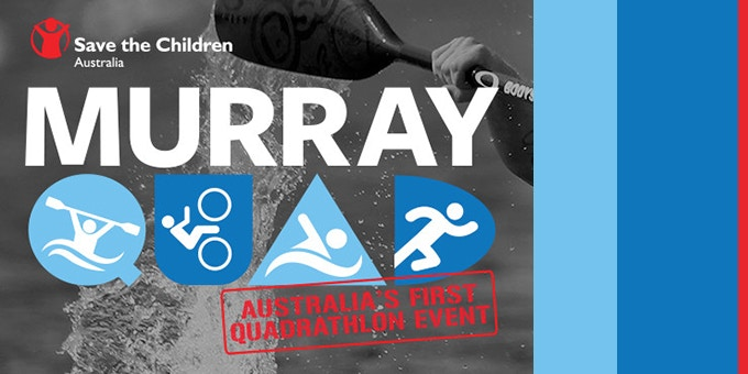 2014 Murray Quad - Australia's 1st Quadrathlon