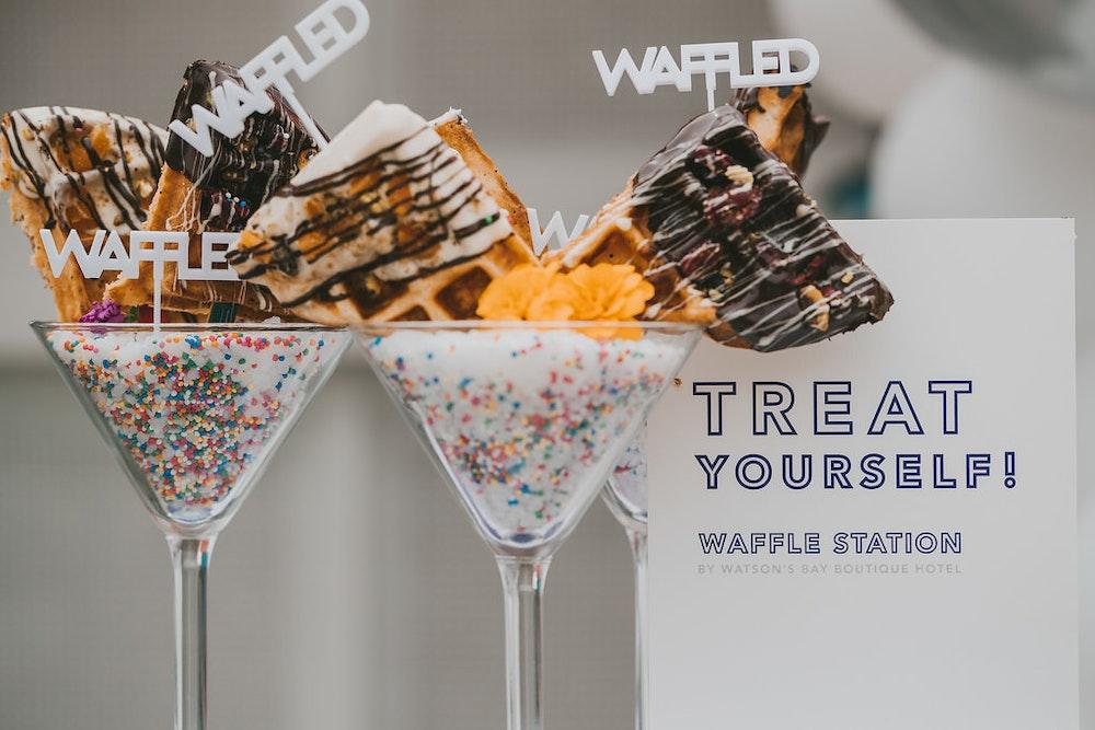 LENZO Sydney Engagement Party Dessert Ideas