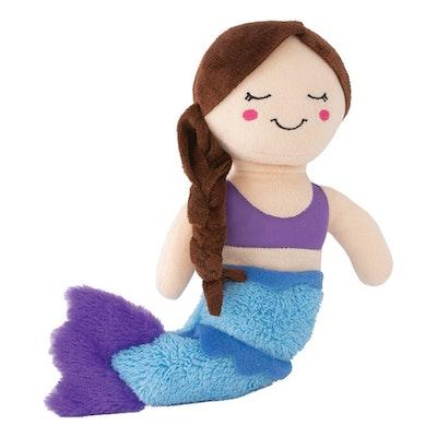 Zippy Paws Storybook Maddy The Mermaid Plush Dog Squeaker Toy 30 x 22 x 7cm