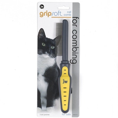 Gripsoft Cat Comb Daily Care Grooming Treatment For Cats