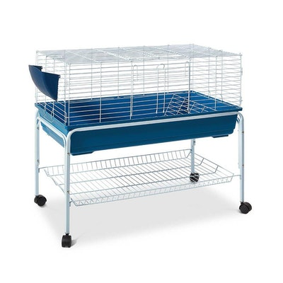 Rabbit/Guinea Pig Large Starter Cage & Stand