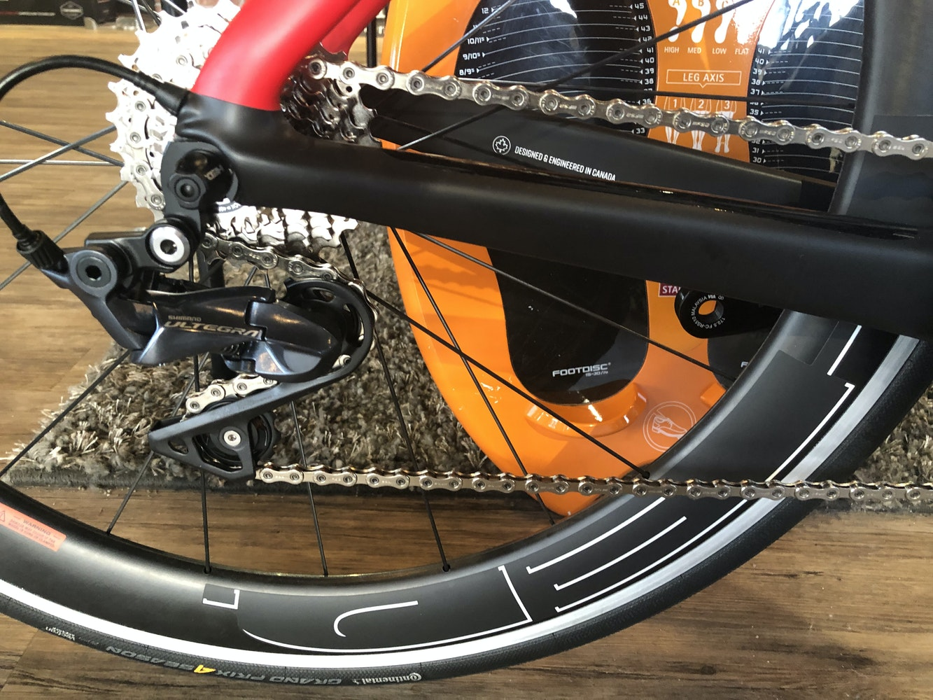 2844a789f8a Argon 18 2019 E-117 Ultegra/ 105 Mix with upgraded HED JET 6 wheel set! |  Triathlon & Time Trial Bikes for sale in Eagan