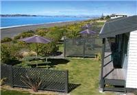 Prop at Bay View Snapper Holiday Park for World Rugby - Napier Art Deco and all that NZ jazz