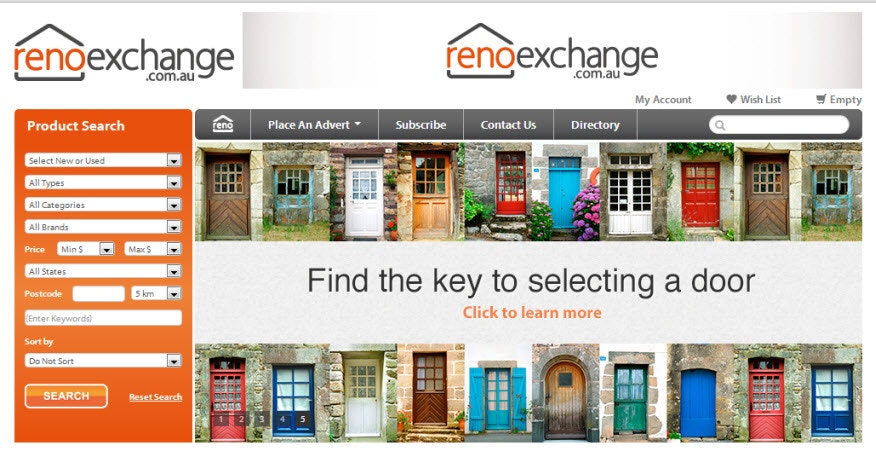 WIN an ipad with our new site RenoExchange.com.au