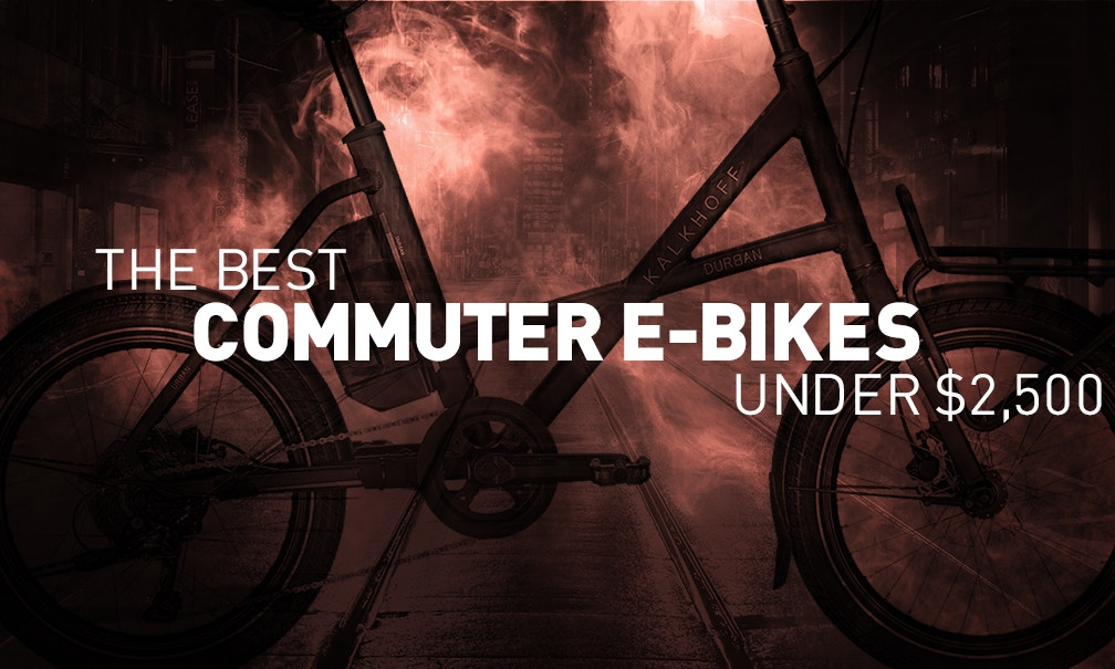 The Best Commuter E-Bikes Under AU$2,500