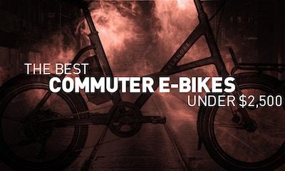 The Best Commuter E-Bikes Under AU$2,500