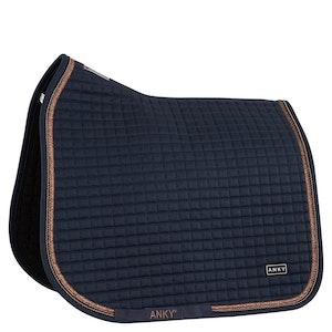 NEW Cotton Twill Saddle Blanket Navy PRE-ORDER