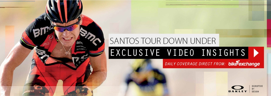 Santos TDU 2014 - on Willunga