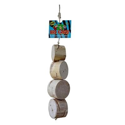 Wesco Pet Bird Kabob Grande Shreddable Bird Toy 42cm