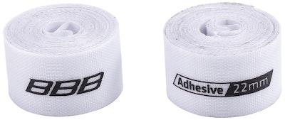 Rimtape Hp Adhesive 22Mm X 200Cm 2Pcs White