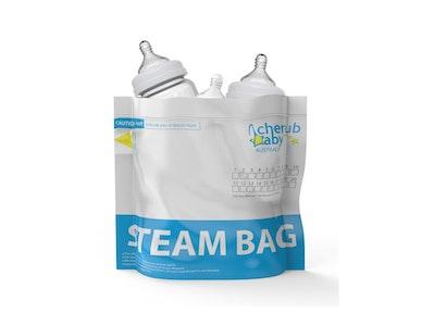 Natristeam Microwave Steam Steriliser Bags 6 pack