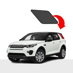 Quarter Window Shade Fits LAND ROVER Discovery Sport L550 2014-2020