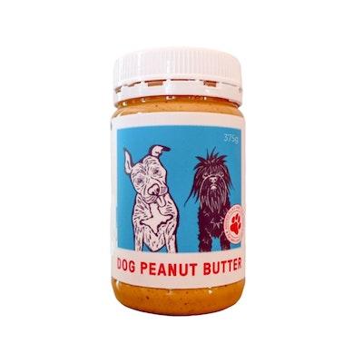 Stinky Dog Australia Byron Bay Peanut Butter Co. Dog Peanut Butter 375g