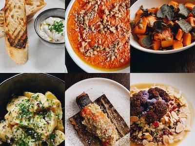 Vegan Feast (feeds 2) ($50pp)